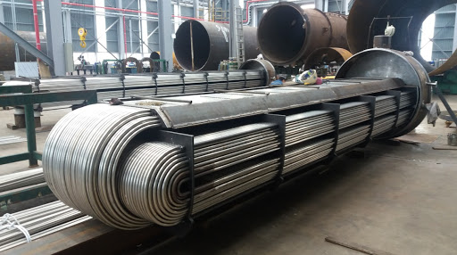 Heat-Exchanger and spare parts